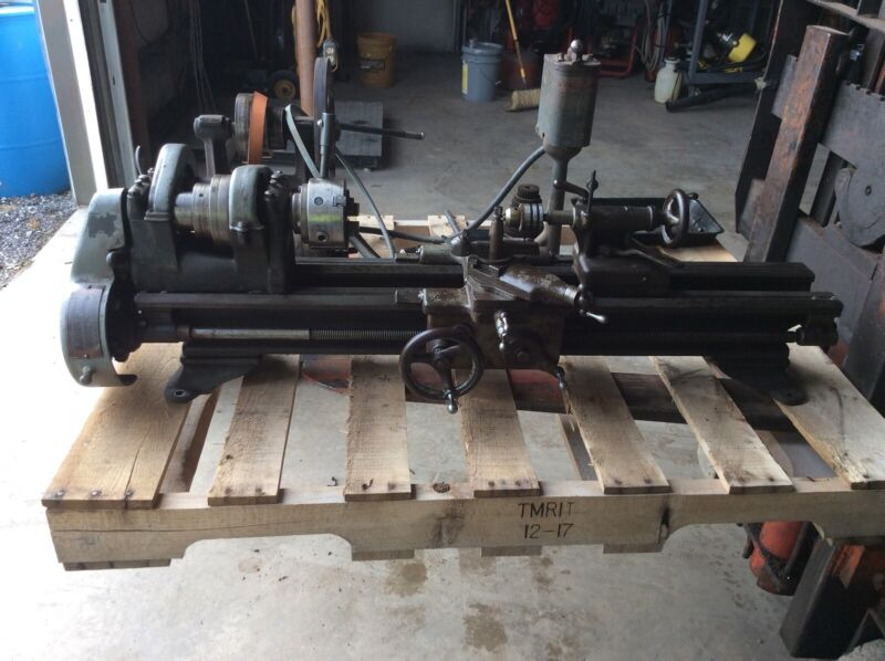 "South Bend 8"" Benchtop Lathe"