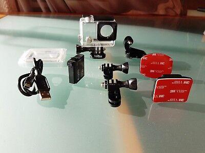 Carcasa , Case + bateria Hero4 + USB + accesorios GOPRO ORIGINAL HERO 4. 3+. 3 segunda mano  Embacar hacia Argentina