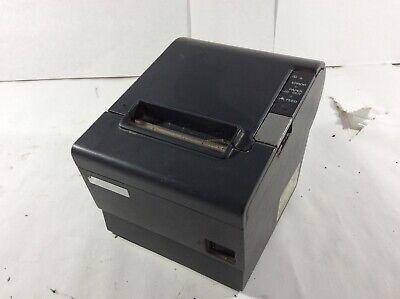 Epson Receipt Pos Printer Tm-t88iv M129h Parallelserial Ps-180 - Am C3d