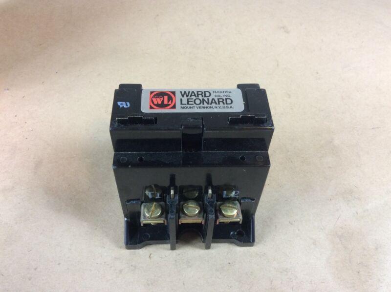 Ward Leonard 7000-2140-11 Contactor 40 Amp 240 Volt DC 10 Amp 500 V DC NEW