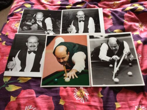 Willie Thorne Photos
