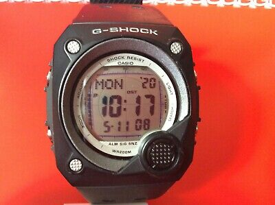 G-Shock G-8000 Radar Watch  Very Clean. New Battery!