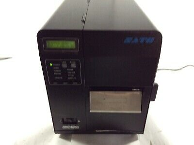 Sato M84pro-2 Ex1 Point Of Sale Barcode Thermal Printer -am Y3d