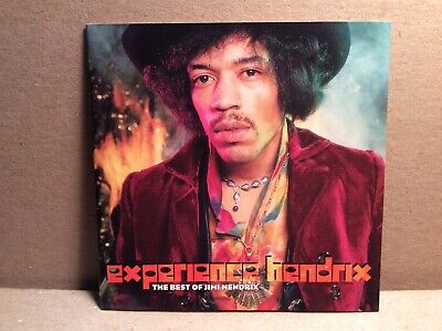 Experience Hendrix- The Best Of Jimi Hendrix(CD) (Experience Hendrix The Best Of Jimi Hendrix)