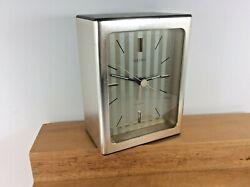 Vintage Seiko Bedside Alarm Japanese Quartz Alarm Clock