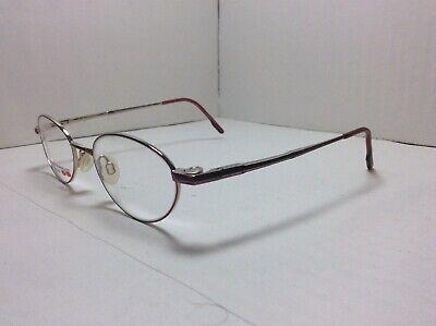 Cargo Eyeglasses FRAMES C5021 Red 48[]19 (Cargo Eyeglass Frames)