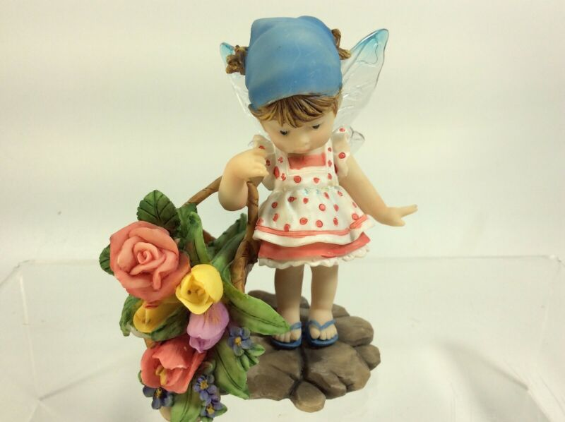 Enesco My Little Kitchen Fairies 2006 Fresh Flower Fairie 4007655