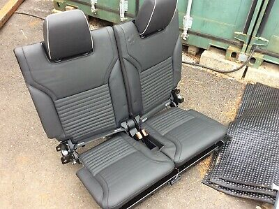 Discovery 5 Rear Seats 3 Rd Row Load Space