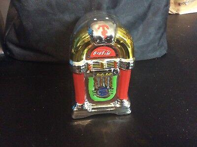 Coca Cola Juke Box Salt And Pepper Shakers