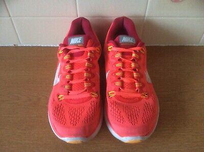 Ladies Nike Lunarglide 5 running trainers uk size 5 VGC