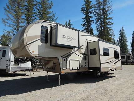 5th Wheeler Caravan / motorhome / bus / Winnebago / fifth wheel Long Point Campbelltown Area Preview