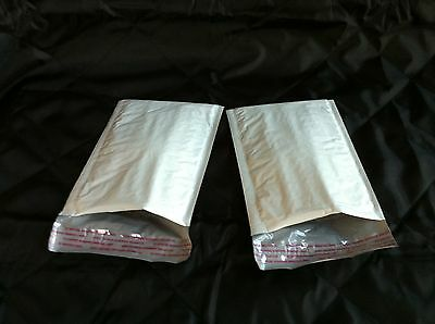 250 6x10 Vm Poly Bubble Mailers Envelopes Shipping Cd Dvd 6.5 X 9.25 Bags 0