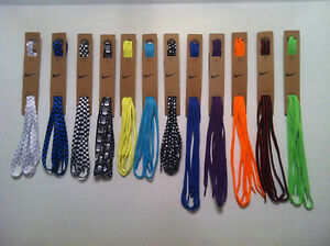 Teal Oval Shoe Laces