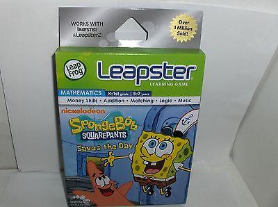 Spongebob Squarepaints-k`1st Grade..5 To 7 Years,mathematics & Much More`new