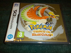 Pokemon Or HeartGold version en  Français Nintendo DS DSI NEW