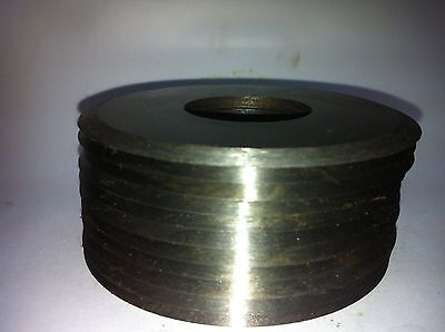 Set Of 12 Blades For W-0251 Wire Stripping Machine Copper Recycling Machine