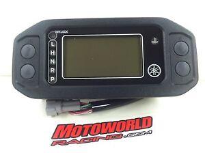NEW-2009-YAMAHA-RHINO-450-DIGITAL-METER-KIT-SSV-2P581-20-00-Speedometer