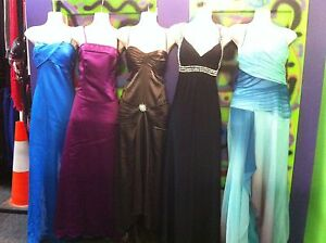 BRAND NEW LADIES FORMAL DRESS PACK SIZE 12 CLOSING DOWN SALE, MR K & MORE