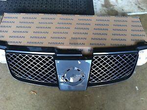 Nissan Sentra Grill Emblem Ebay