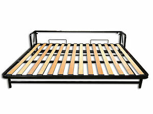 Horizontal Wall Bed Murphy Bed Pull Out Bed Foldaway Bed