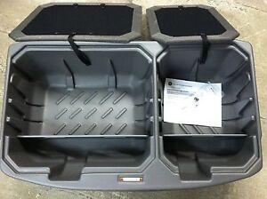 Nissan Cube Rear Cargo Organizer