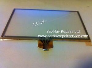 Original TomTom One XL,XL IQ 4.3 Inch Touch Screen Digitizer Glass