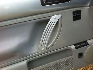 Volkswagen Beetle 1999 2005 Interior Door Pull Handle Custom Drvr Amp Passngr Ebay