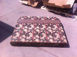 Camper Rv Couch Sofa Motor Home Trailer Fold Out Toy Hauler Seat Bed Semi 46x56 034 Ebay