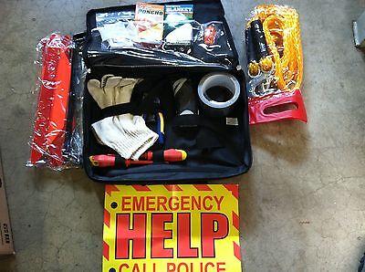 Nissan Emergency Vehicle Security Safety Kit
