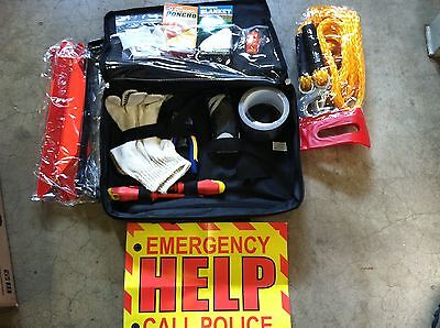 Nissan Emergency Vehicle Security Safety Kit