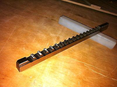 HSS Räumnadel 6mm Stossnadel DIN 6885 js 9