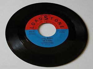 Lee-Rogers-1972-Loadstone-45rpm-Love-Bandit-Vocal-b-w-Instrumental