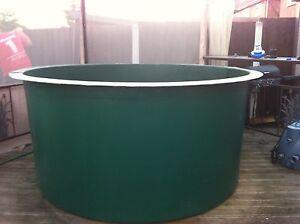 750 Gallon Fibreglass Koi vat/holdingtank/pond/Quarantine Tank