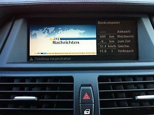 TV / DVD FREISCHALTUNG für alle BMW E 60 61 63 64 70 71 87  90 91 92 93 über OBD