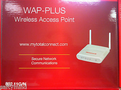Brand Honeywell Wap-plus Wireless Access Point For Total Connect Ipcam-wi2