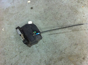 Rover 75  Passenger side front door locking mech / actuator        - (je44)