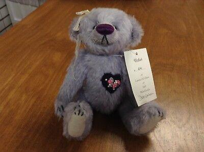 "Deb Canham Bigger Bear ""Violet"" Ltd. Ed."