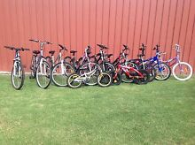 Road bike/mountain bicycle family package from $29 Mens/ladies/kids Blacktown Blacktown Area Preview