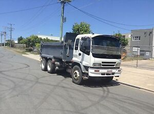 Isuzu Tipper Truck Carrara Gold Coast City Preview