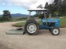 Ford 3000 Tractor and 5ft Slasher for sale Murwillumbah Tweed Heads Area Preview