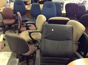 HfH ReStore WEST - rolling office chairs