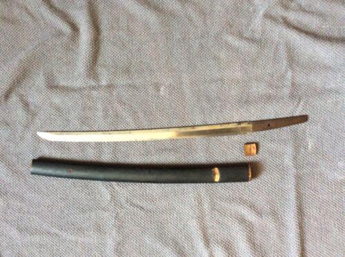 Antique Japanese Sword Wakizashi