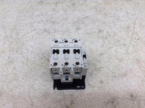 Danfoss CI 45 Contactor Starter 220/230 VAC Coil 30 HP @ 460 VAC CI45