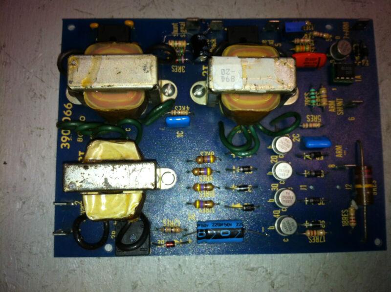 BONKO Armature Isolator board for DC drive