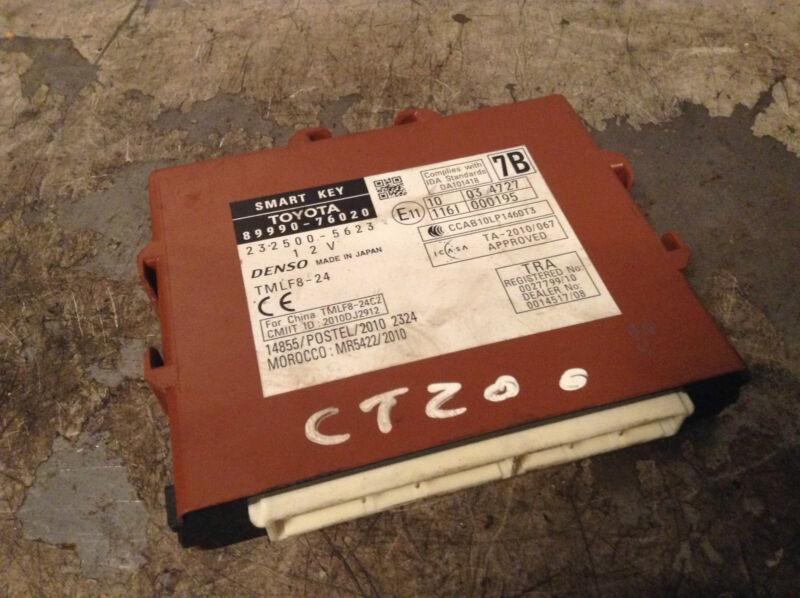 Lexus CT200H CT 200 h Smart key control module 89990-76020