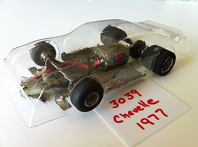 1/32 1977 CHEVELLE SLOT CAR BODY CLEAR NEW #3039