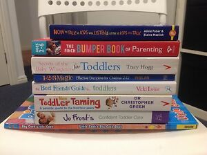 Bundle of toddler & parenting books Albany Creek Brisbane North East Preview