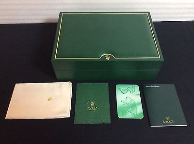 ROLEX WATCH & JEWELRY BOX MONTRES ROLEX S.A.-GENEVE SUISSE 74.00.71  FREE SHIP