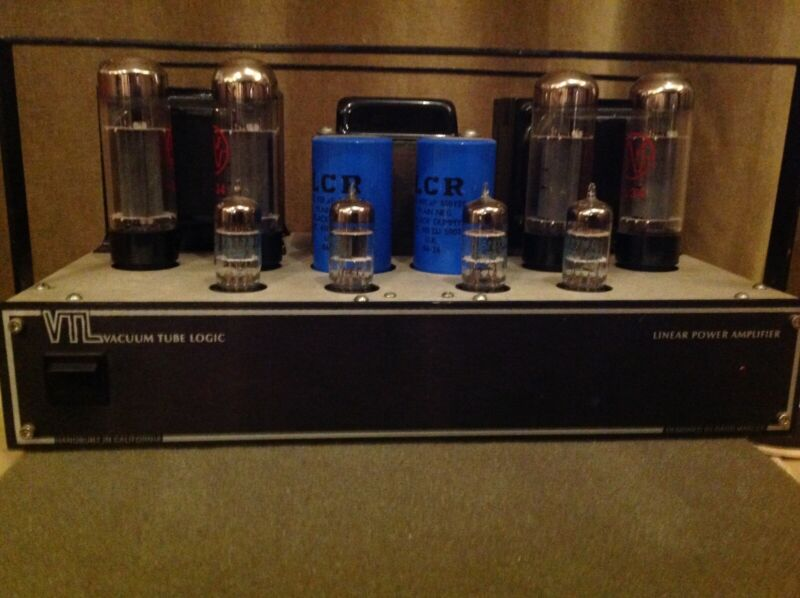 VTL Compact 45/45 Tube Stereo Power Amplifier. Fully Operational - Excellent