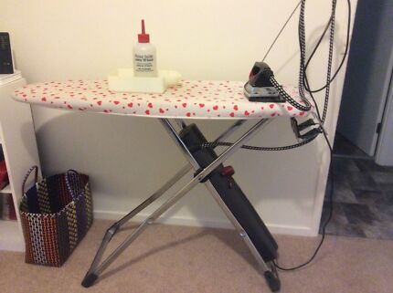 LAURASTAR PREMIUM EVOLUTION IRONING SYSTEM Mona Vale Pittwater Area Preview